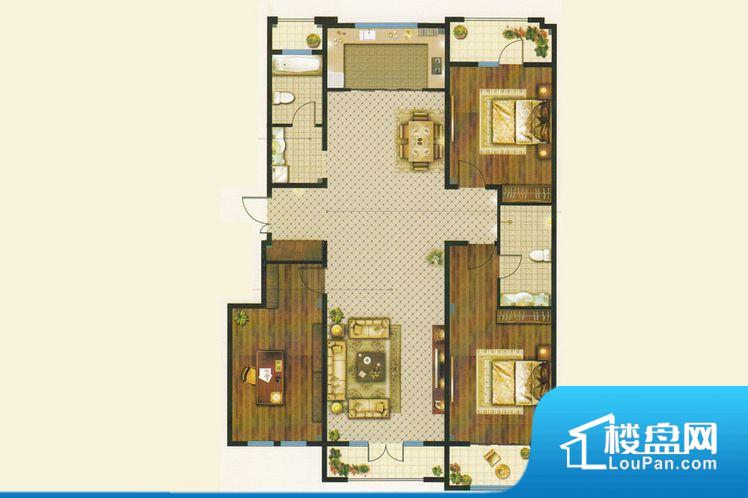 整个空间方正,拐角少,后期利用难度低,提升整个空间的利用率。全明通透的户型,居住舒适度较高。整个空间有充足的采光,这一点对于后期居住,尤其重要。厨卫等重要的使用较为频繁的空间布局合理,方便使用,并且能够保证整个空间的空气质量。卧室作为较为重要的休息空间,尺寸合适,有利于主人更好的休息;客厅作为重要的会客空间,尺寸合适,能够保证主人会客需求。卫生间和厨房作为重要的功能区间,尺寸合适,能够很好的满足主