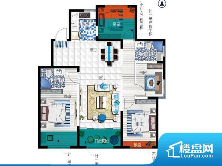 各个空间方正,后期空间利用率高。整个空间采光很好,主卧和客厅均能够保证很好的采光;并且能真正做到全明通透,整个空间空气好。卫生间对餐厅是不太卫生,而且又会有细菌。对着客厅也不太好,有种不太礼貌的感觉。如此感觉户型设计上有硬伤。各个功能区间面积大小都比较合理,后期使用起来比较方便,居住舒适度高。公摊相对合理,一般房子公摊基本都在此范畴。日常使用基本满足。