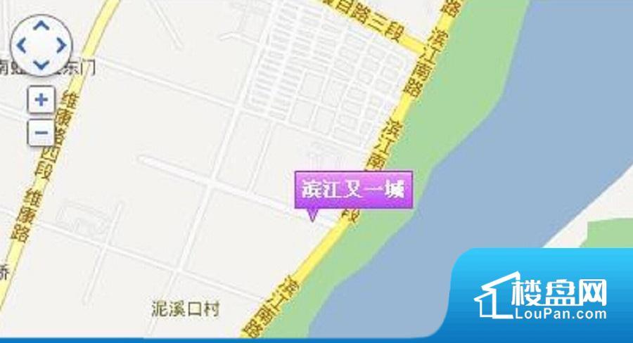 滨江又一城效果图