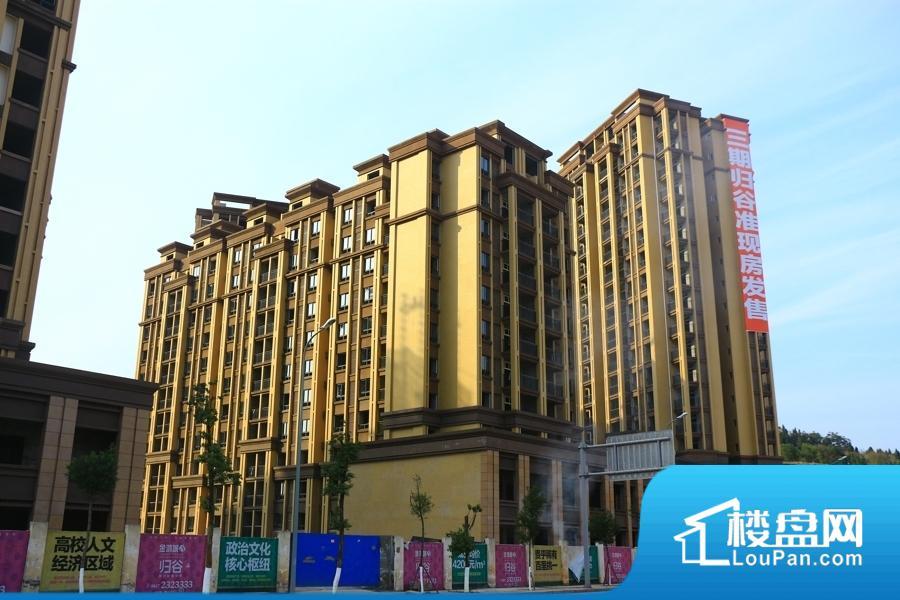 金鸿城三期归谷项目实景