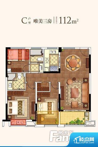 各个空间方正,后期空间利用率高。全明通透的户型,居住舒适度较高。整个空间有充足的采光,这一点对于后期居住,尤其重要。卧室位置合理,能够保证足够安静,客厅的声音不会影响卧室的休息;卫生间位置合理,使用起来动线比较合理;厨房位于门口,方便使用和油烟的排出。客厅、卧室、卫生间和厨房等主要功能间尺寸以及比例合适,方便采光、通风,后期居住方便。