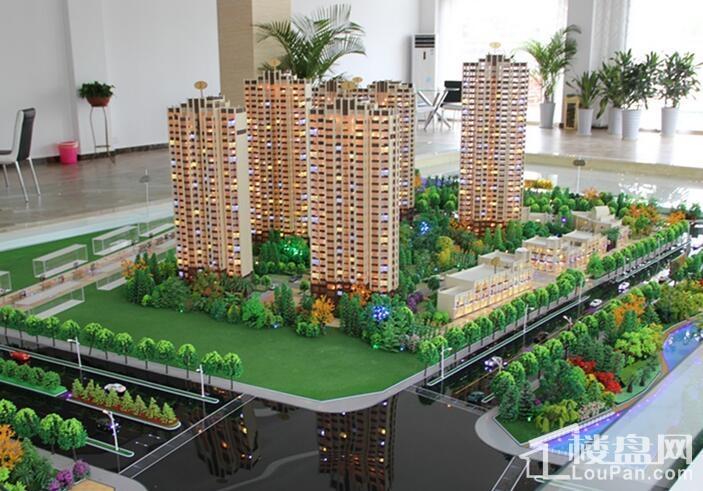 绿地·派克公馆实景图