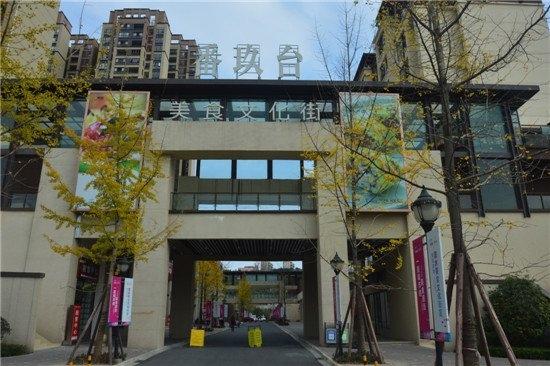 东原番玖台商业街 实景图