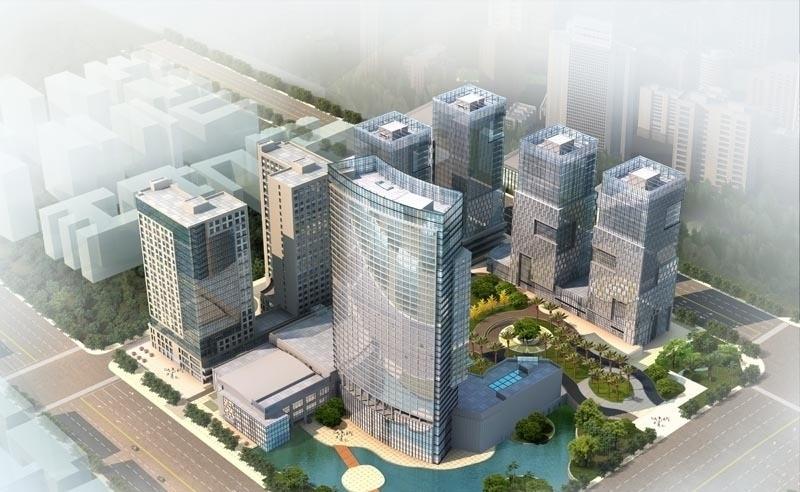 滨湖国购中心