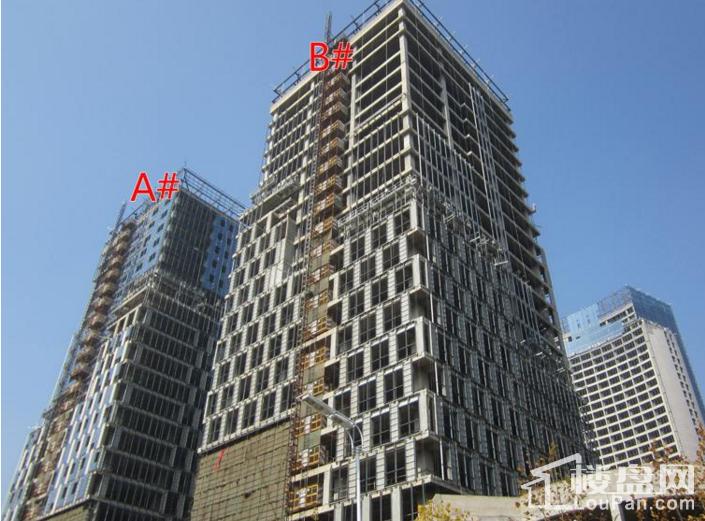 滨湖国购中心实景图