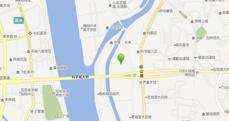 东原·观天下位置图