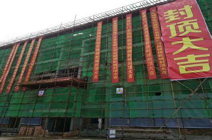 道州锦绣乾城实景图