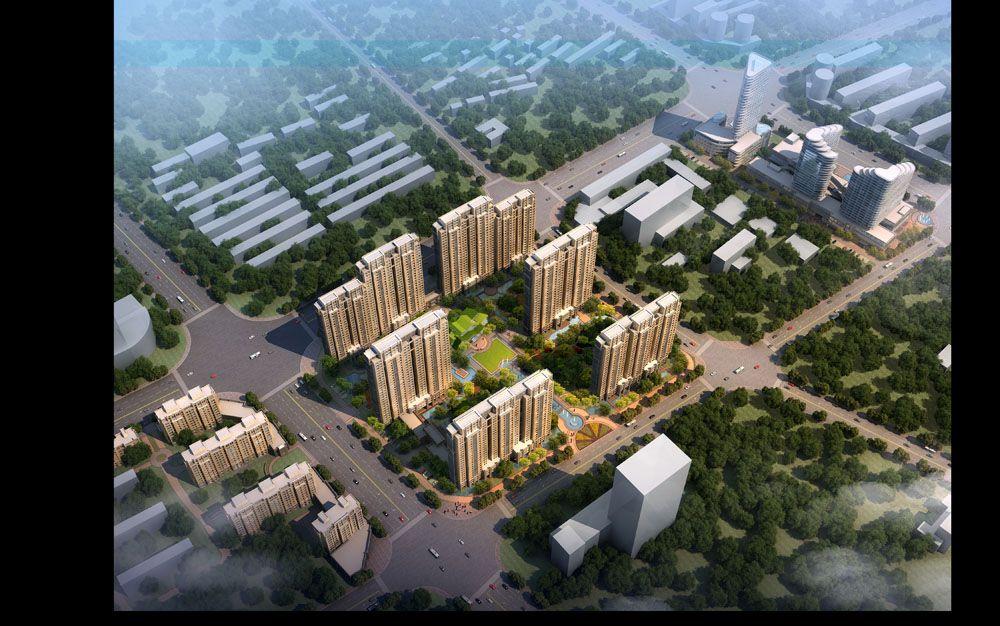涿州《城铁时代新都》