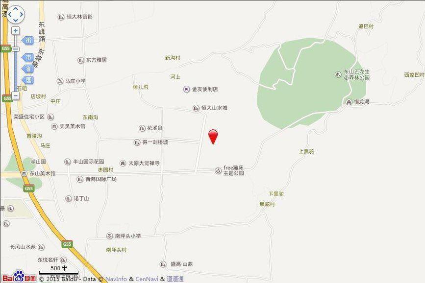 长风紫悦城位置图