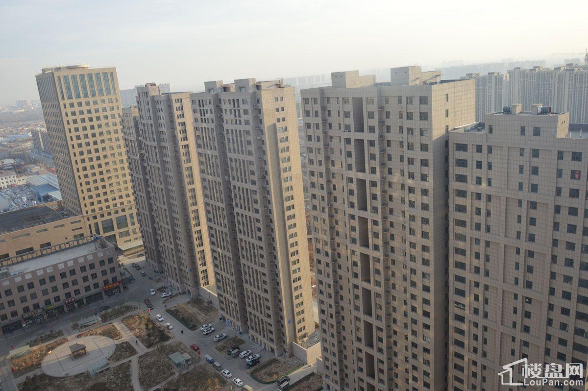 天福广场公寓实景图