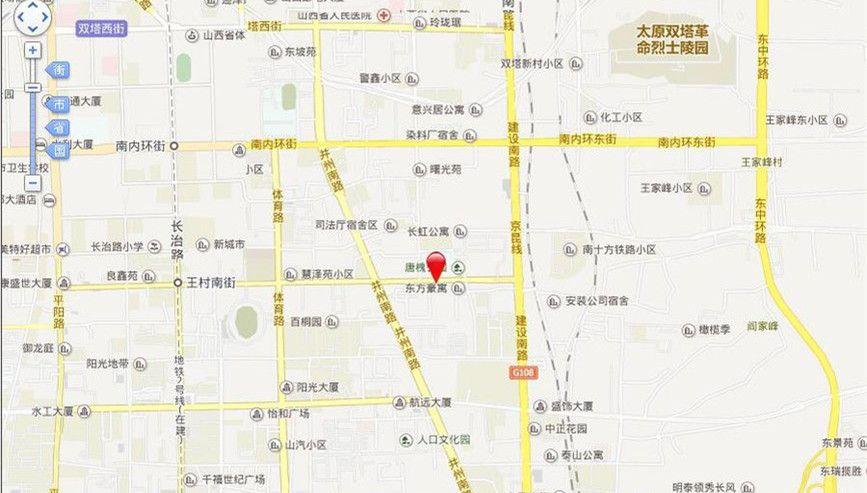 锦绣·名邸位置图