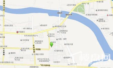 东辰永兴国际位置图