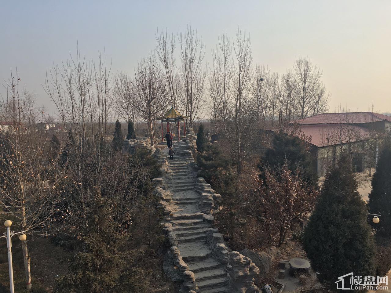涿州督亢城10平公园