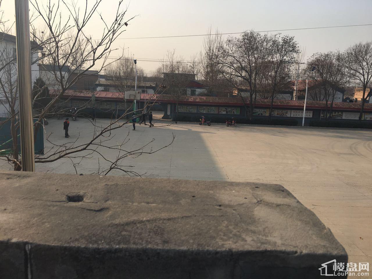 涿州公园一号实景图