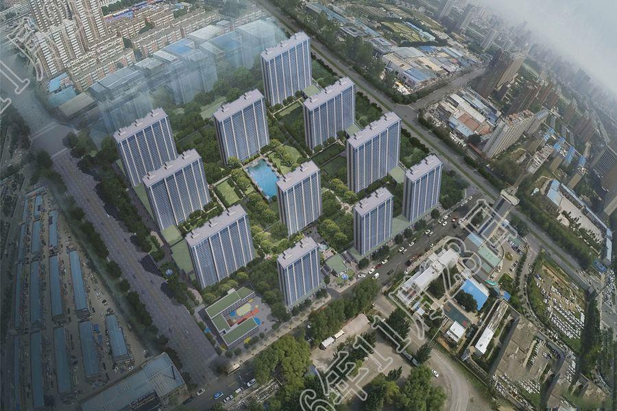 中国铁建·融创·学府壹号院效果图
