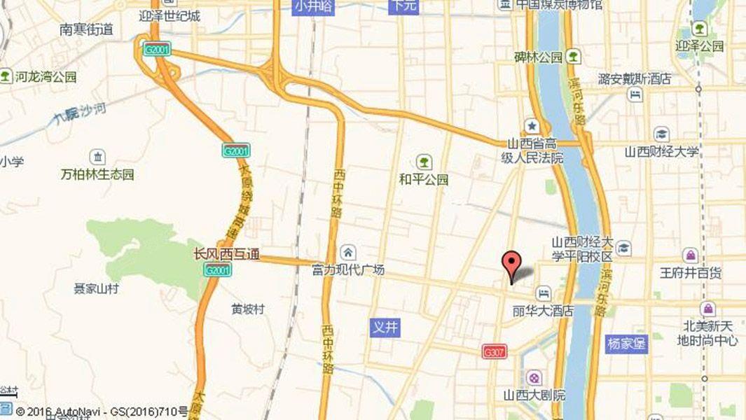 中国铁建·融创·学府壹号院位置图