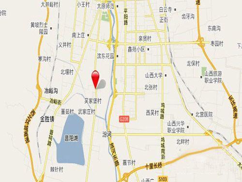 君威·玉泉龙苑位置图