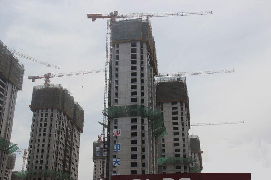 中正·锦城实景图