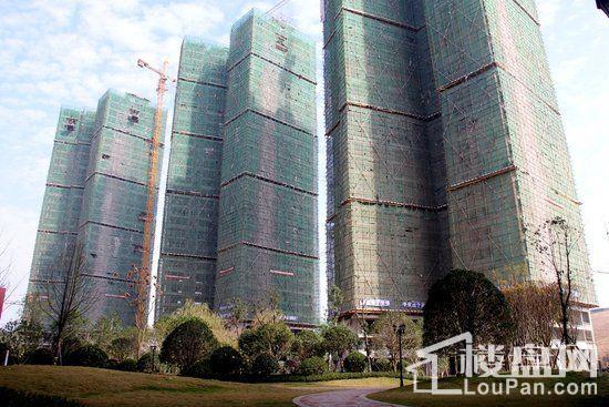 潇湘山水城实景图
