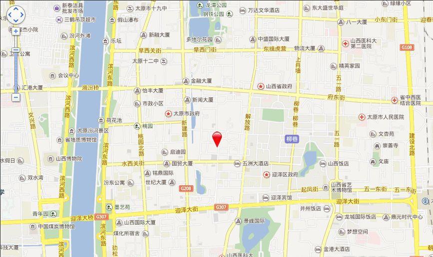 都市广场位置图