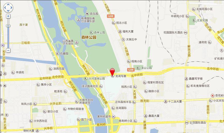 龙湾写意位置图