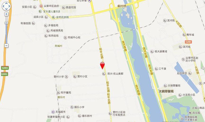 山投城尚城位置图
