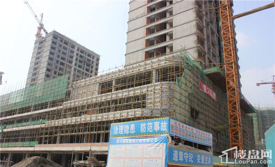 百乐汇广场实景图