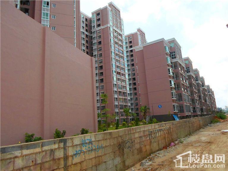 东峰世纪公寓 实景图