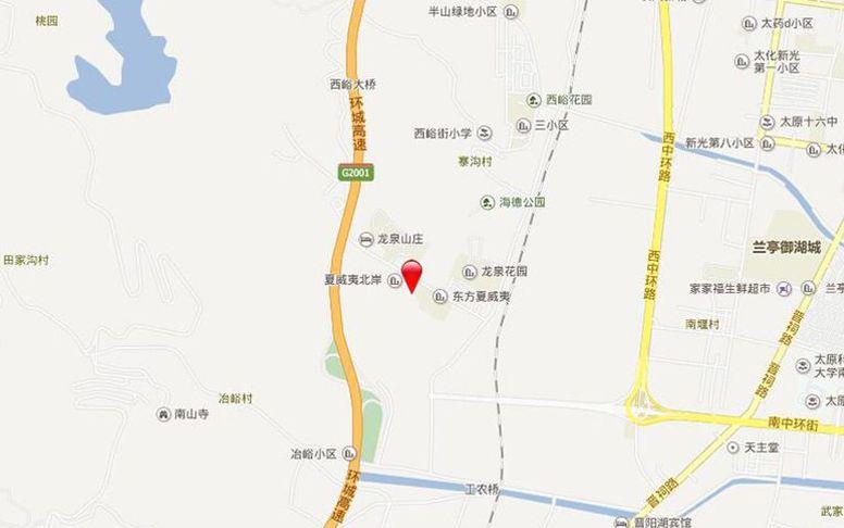 香溪玫瑰园位置图