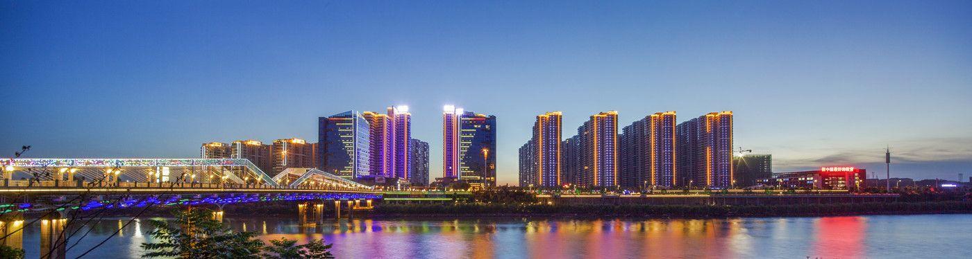 珠江·愉景新城效果图