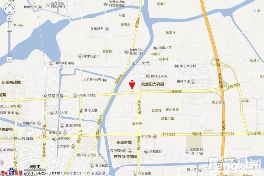 景瑞东环之歌位置图