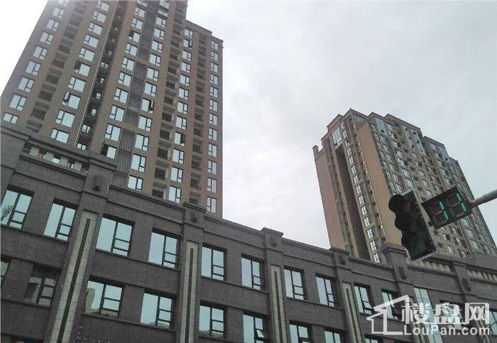 西城都市中心实景图
