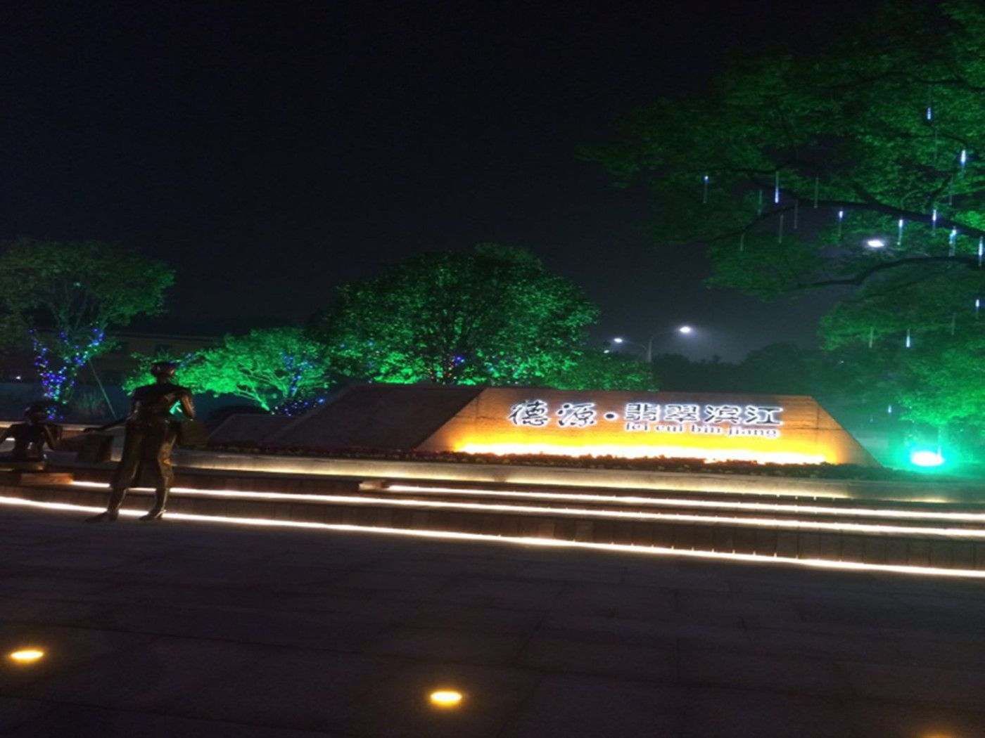 德源·翡翠滨江实景图