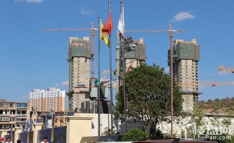 泰安新城实景图
