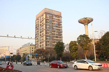 格林豪泰酒店SOHO公寓实景图