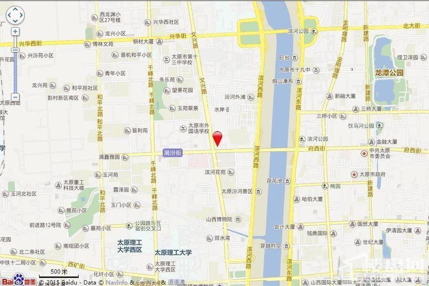 海尔地产国际广场位置图
