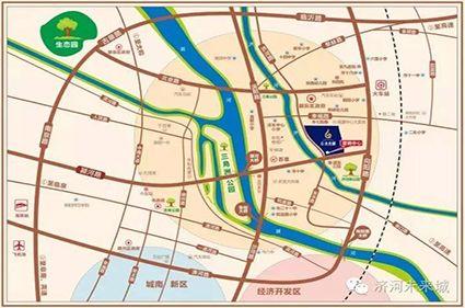 济河·未来城位置图