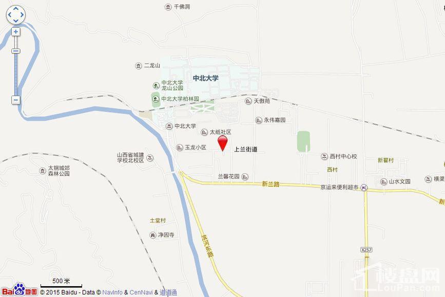 滨河镇位置图