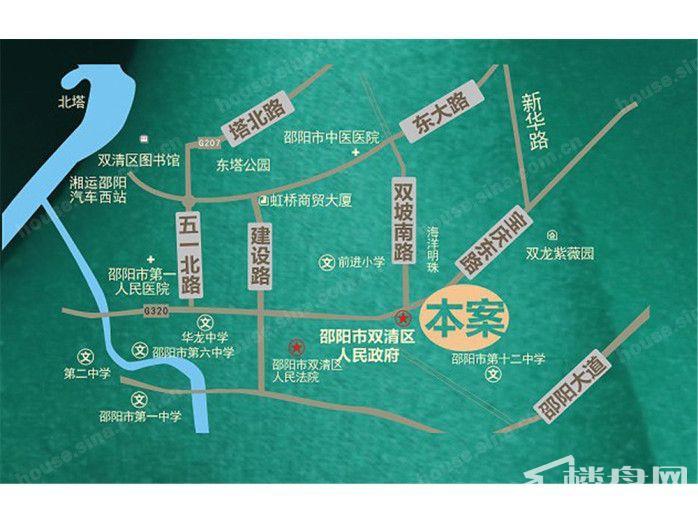 红星时代广场位置图
