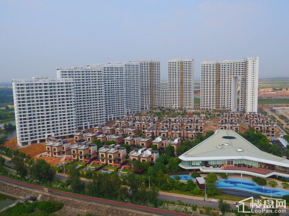 中信国安·北海第一城实景图