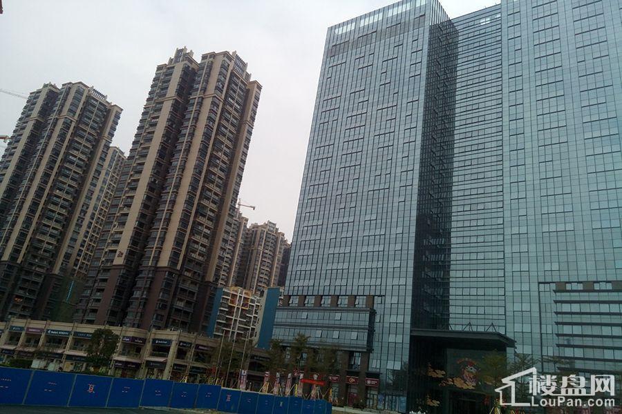 住宅楼和商业区(2017.02.06)