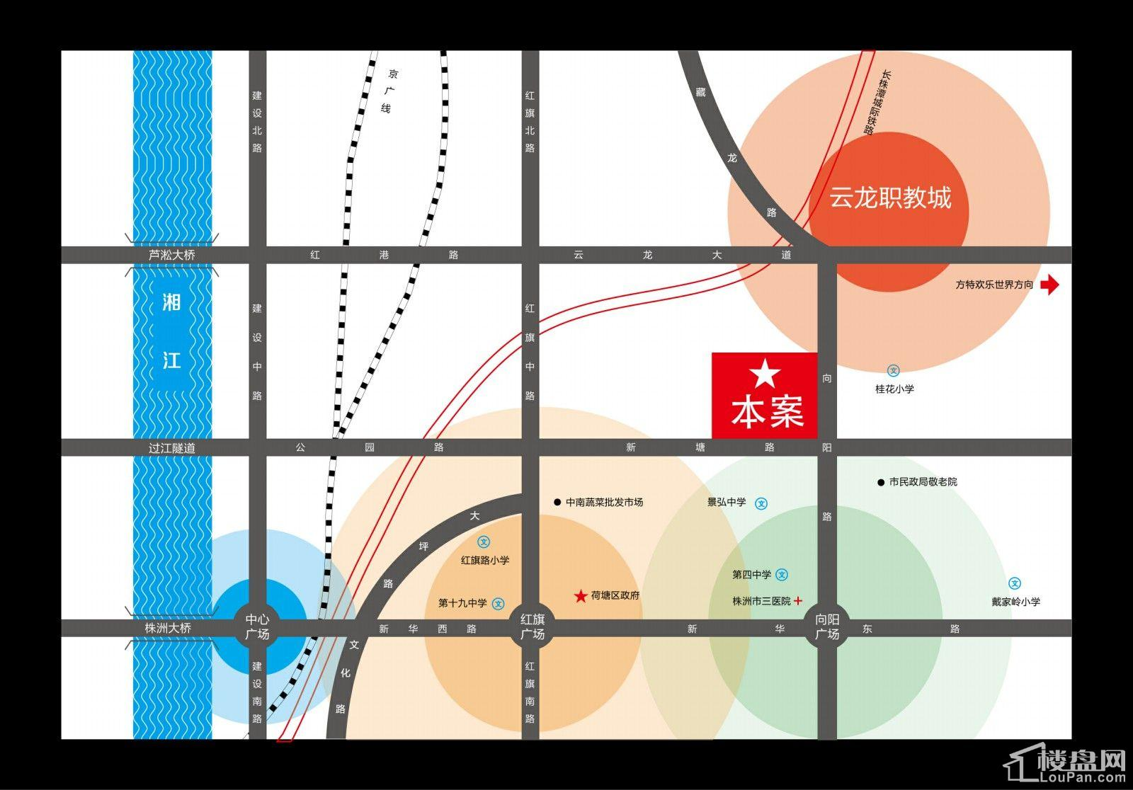 郦城位置图