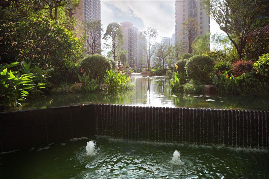 金域熙城实景图