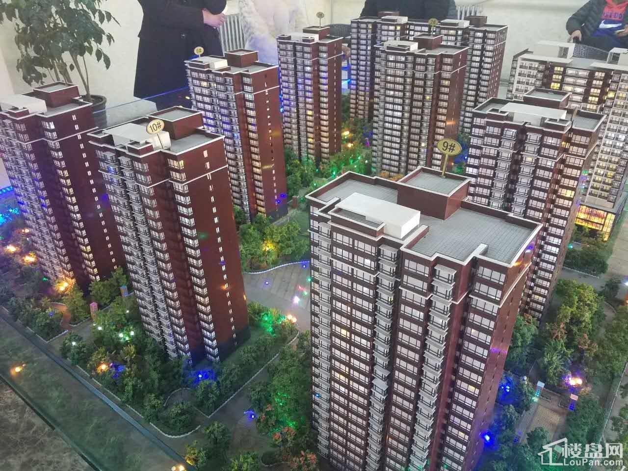 西柳•新华城实景图