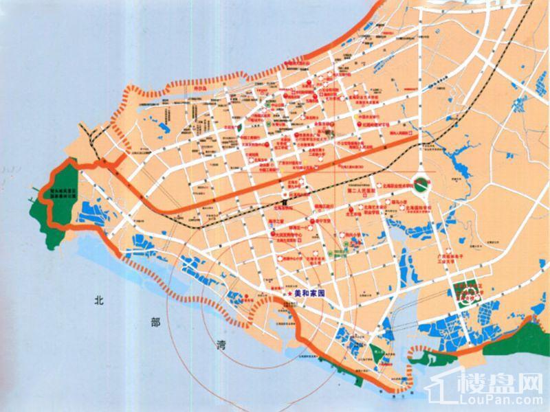 金野·美和家园位置图