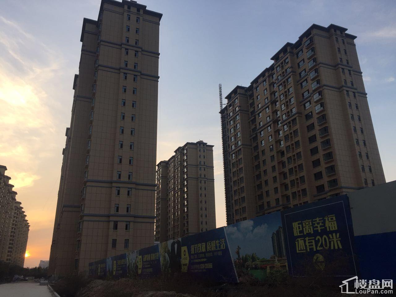 汇洋·新悦城实景图