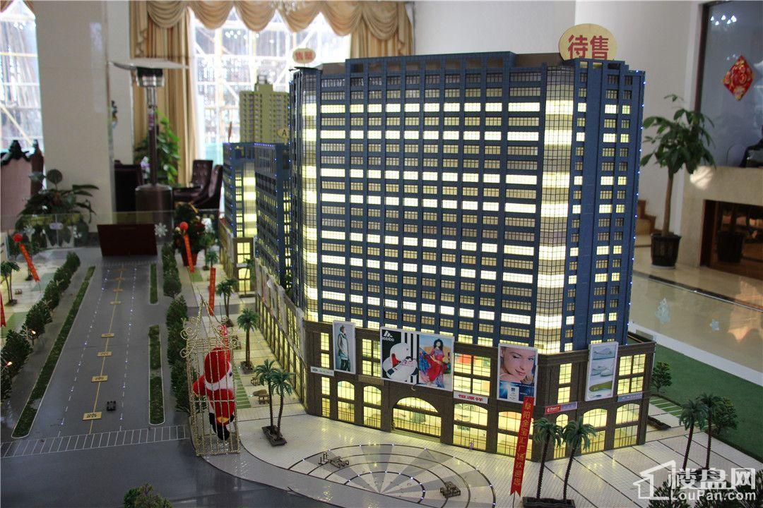 金宝汇广场实景图