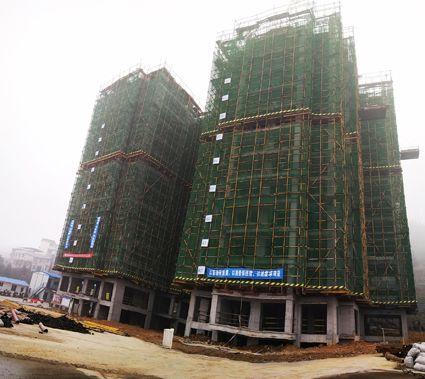 吉首大汉新城实景图