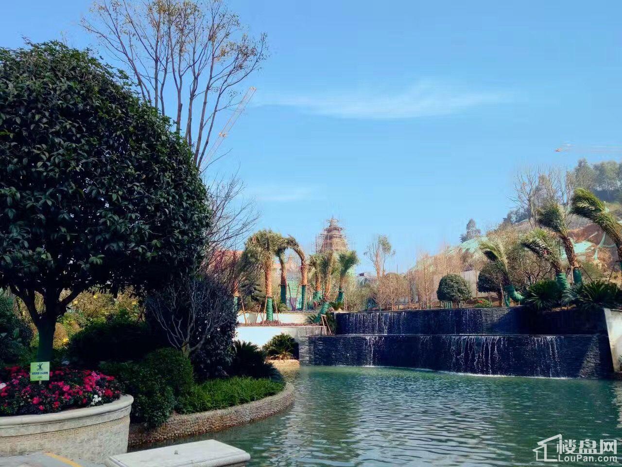 郴州恒大帝景示范园林