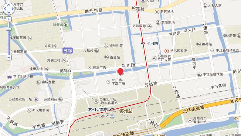 港龙城市商业广场位置图